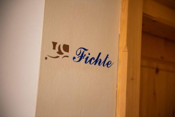 Fichte - Ferienwohnung in Radstadt, Ferienhof Nasnergut