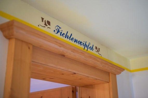Fichtenwipfel - Zimmer in Radstadt, Ferienhof Nasnergut
