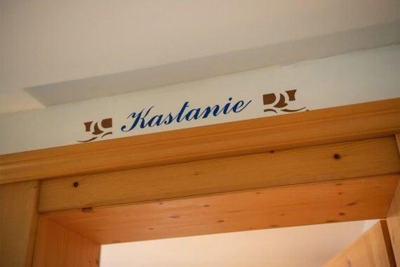 Kastanie - Ferienwohnung in Radstadt, Ferienhof Nasnergut