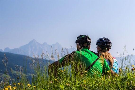Mountainbiken - Sommerurlaub in der Salzburger Sportwelt