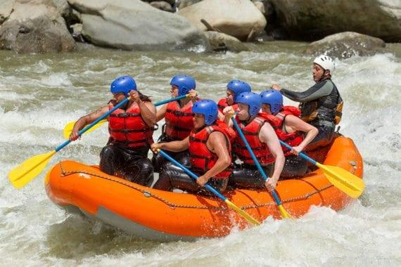Rafting - Sommerurlaub in Radstadt, Salzburger Land