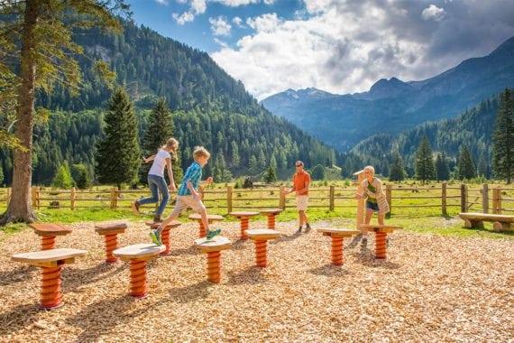 Alles Alm auf der Gnadenalm - Sommerurlaub im Salzburger Land