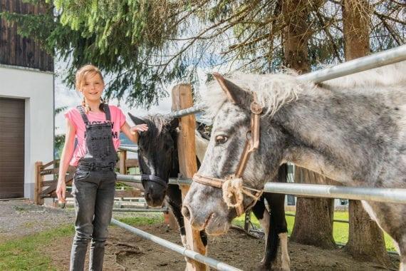 Tiere - Bauernhofurlaub in Radstadt, Nasnergut