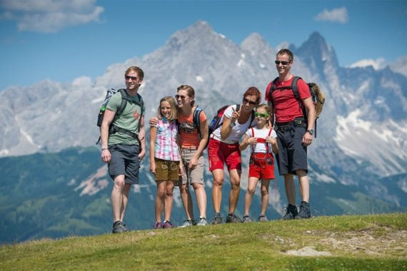 Wandern - Sommerurlaub in Radstadt, Salzburger Land